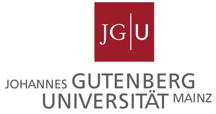 Αποτέλεσμα εικόνας για Johannes Gutenberg Universität