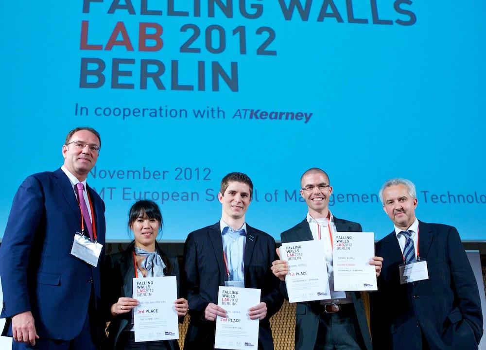 Falling Walls Lab 2013