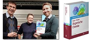 2016 Beyer Walter - Organische Chemie Lehrbuch - Schirmeister Schmuck Wich