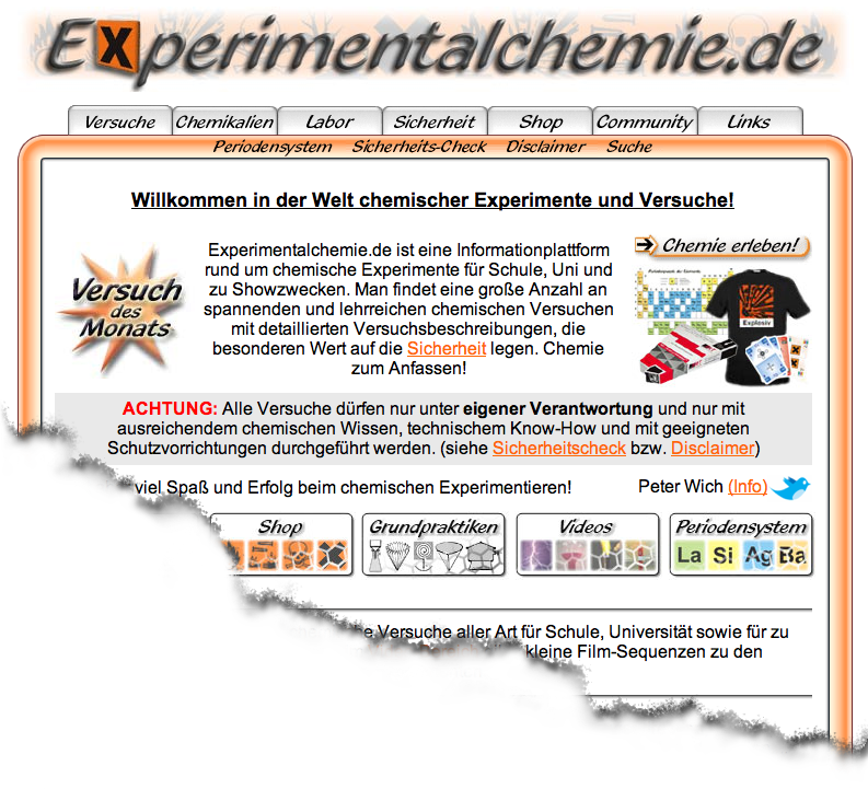 Experimentalchemie