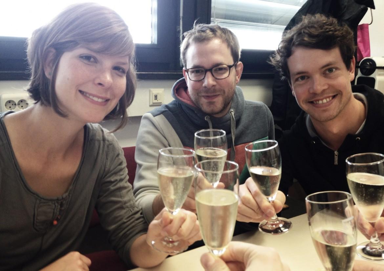 Ira fellowship Studienstiftung des deutschen Volkes Wichlab