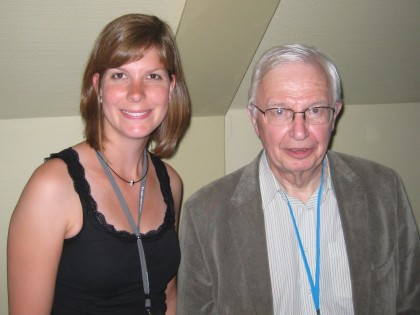 Ira was invited to attend the 65th Lindau Nobel Laureate Meeting