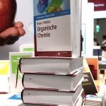 Buchmesse 2015 Beyer Walter - Organische Chemie Lehrbuch - Schirmeister Schmuck Wich