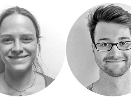 Bianca and Tino join our team!