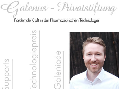 Peter wins the 2017 Galenus Technology Prize