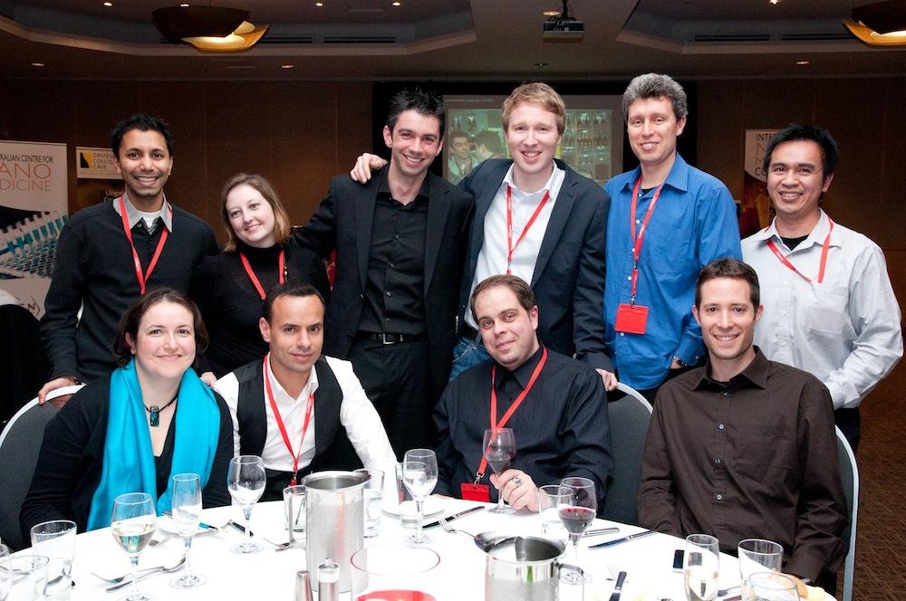 Sydney 2011 International Nanomedicine Conference