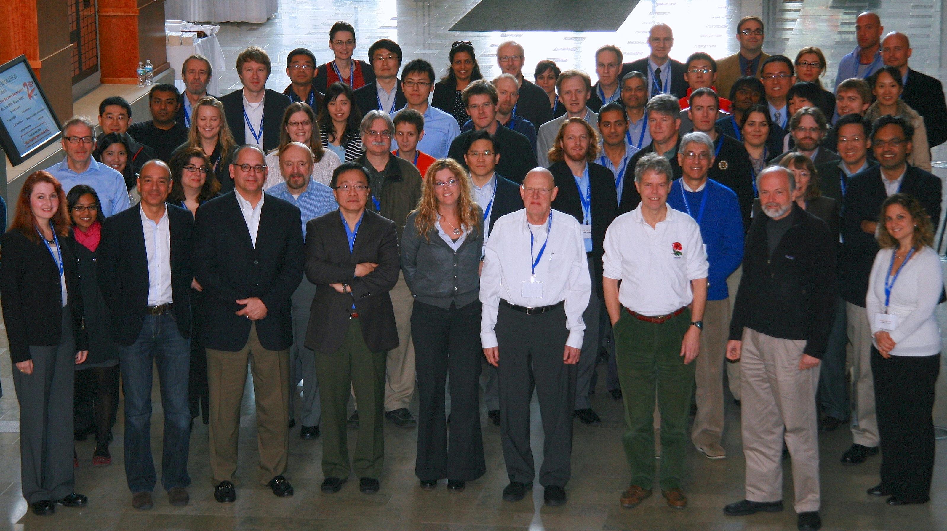 Inter-PEN meeting St. Louis nanotechnology
