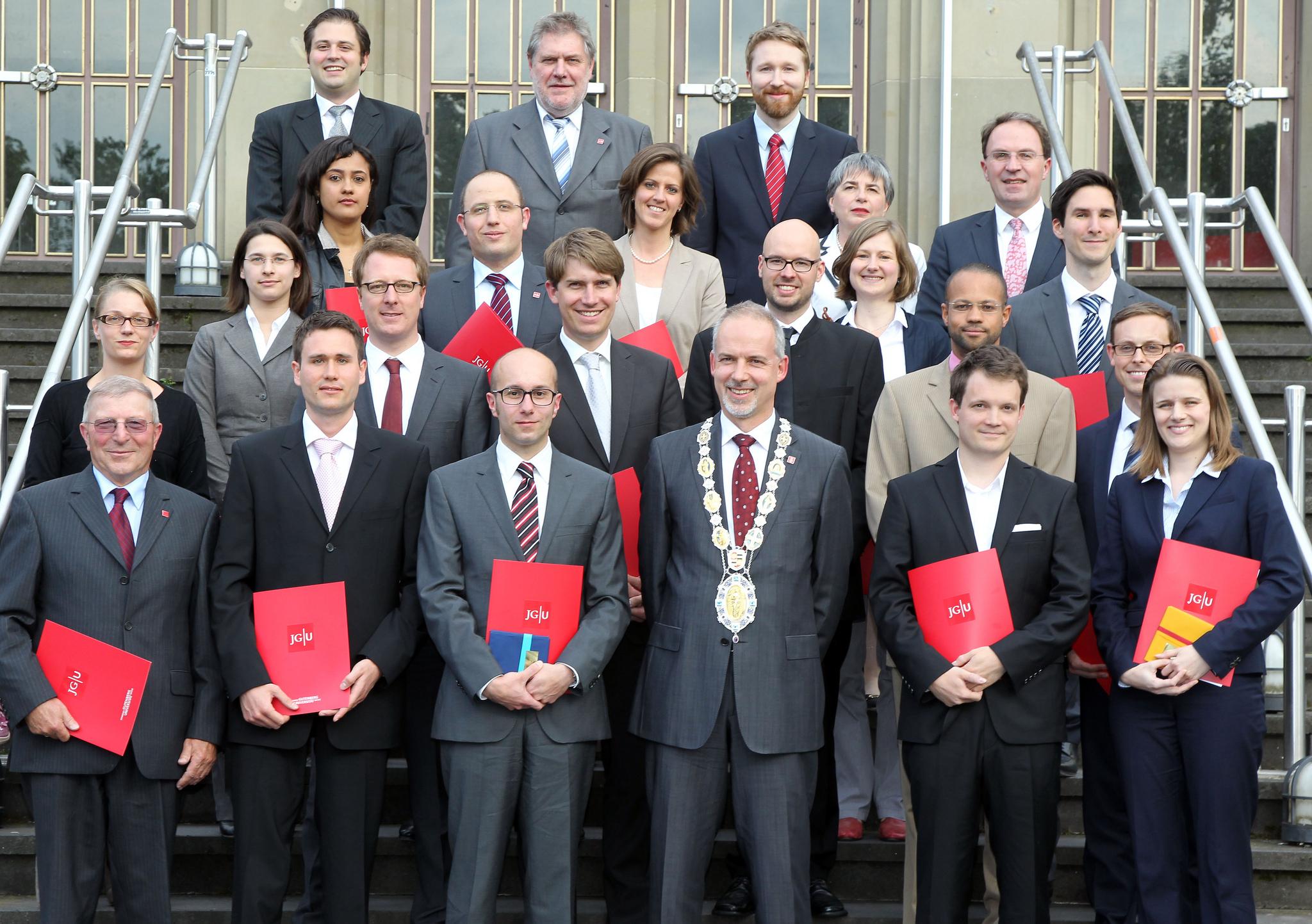 Dies Academicus 2013 Uni Mainz