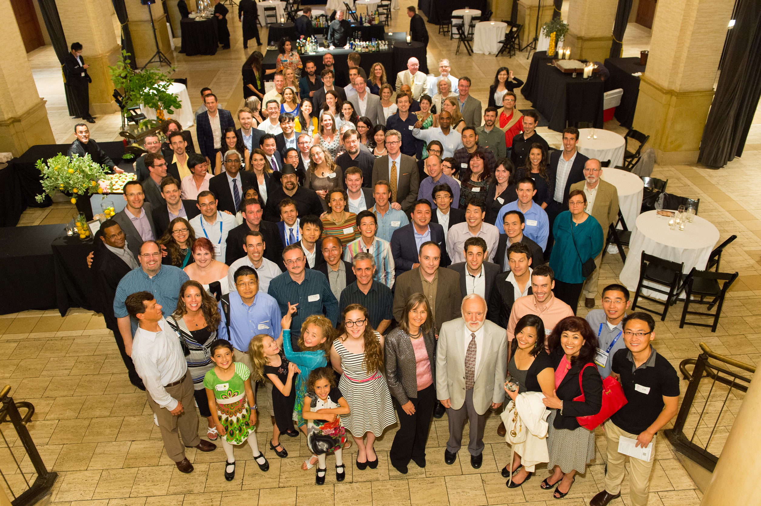 2014 ACS conference San Francisco Fréchet Alumni