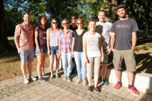 Wichlab Group Outing 2016