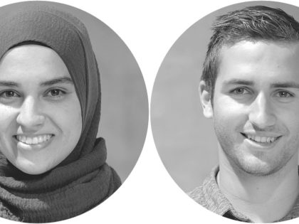 Nawal and Jonas join our team – Welcome!