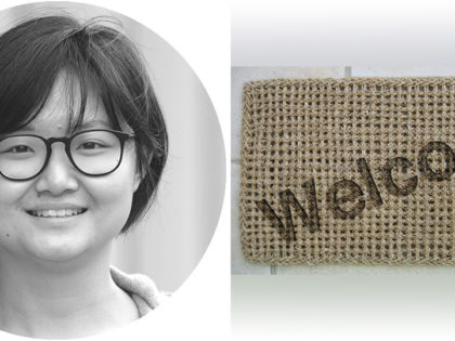 Ziqing joins our team – Welcome!