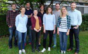 Wichlab Mainz Group photo gruppenphoto 2016 Biopolymers